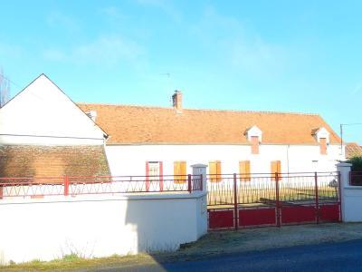 Maison a vendre Meusnes 41130 Loir-et-Cher 87 m2 5 pièces 148400 euros