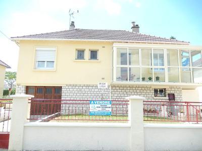 Maison a vendre Saint-Aignan 41110 Loir-et-Cher 68 m2 4 pièces 84800 euros