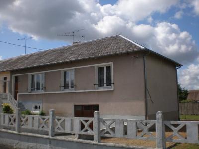 Maison a vendre Noyers-sur-Cher 41140 Loir-et-Cher 80 m2 6 pièces 79500 euros