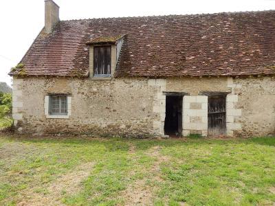 Maison a vendre La Vernelle 36600 Indre 26 m2 3 pièces 28800 euros