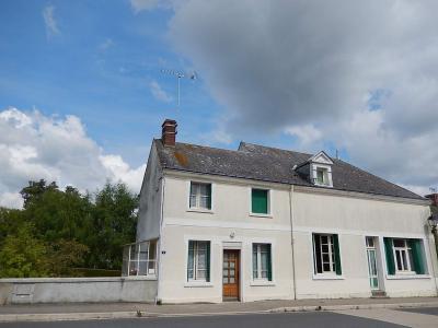 Maison a vendre Pouillé 41110 Loir-et-Cher 98 m2 5 pièces 73140 euros