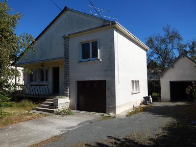 Maison a vendre Saint-Aignan 41110 Loir-et-Cher 73 m2 5 pièces 78440 euros