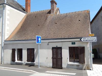 Maison a vendre Billy 41130 Loir-et-Cher 56 m2 3 pièces 53000 euros