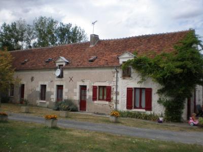 Maison a vendre Meusnes 41130 Loir-et-Cher 176 m2 9 pièces 159000 euros