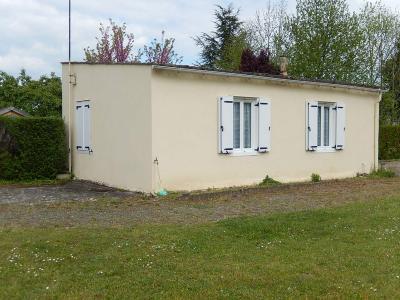 Maison a vendre Noyers-sur-Cher 41140 Loir-et-Cher 46 m2 3 pièces 74200 euros