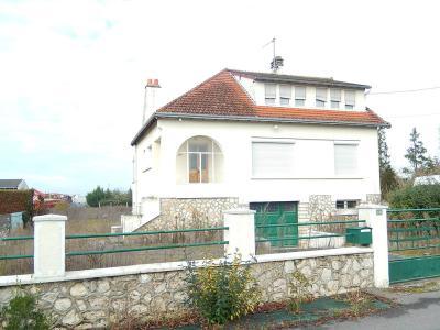 Maison a vendre Noyers-sur-Cher 41140 Loir-et-Cher 85 m2 6 pièces 106000 euros