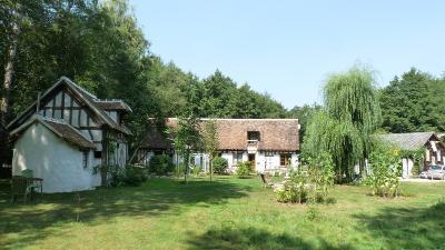 Maison a vendre Souesmes 41300 Loir-et-Cher 174 m2 8 pièces 398240 euros
