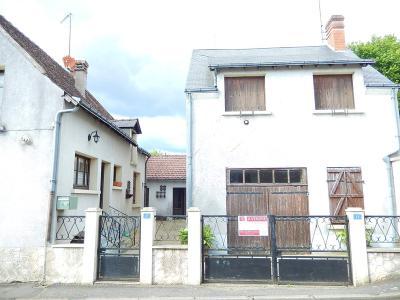 Maison a vendre Orbigny 37460 Indre-et-Loire 56 m2 4 pièces 89040 euros