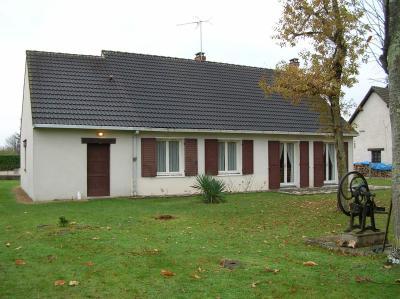 Maison a vendre Salbris 41300 Loir-et-Cher 89 m2 6 pièces 155850 euros