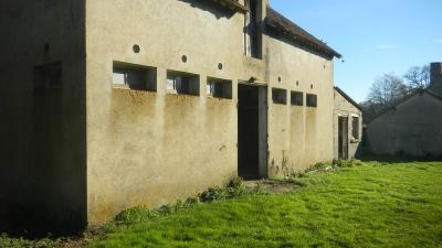 Maison a vendre Theillay 41300 Loir-et-Cher 92 m2 4 pièces 156000 euros