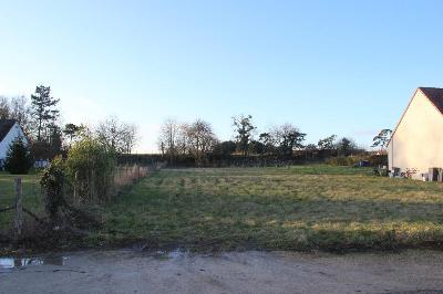 Terrain a batir a vendre Villetrun 41100 Loir-et-Cher 870 m2  28800 euros