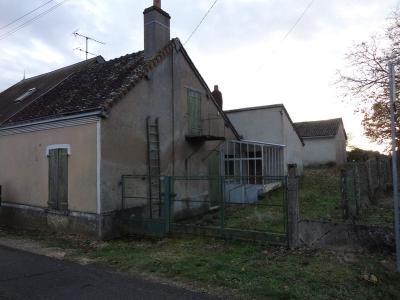 Maison a vendre Danzé 41160 Loir-et-Cher 55 m2 2 pièces 55000 euros