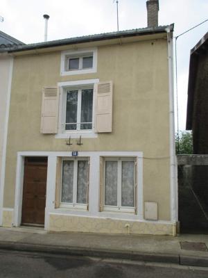 Maison a vendre Nogent 52800 Haute-Marne 78 m2 4 pièces 65000 euros