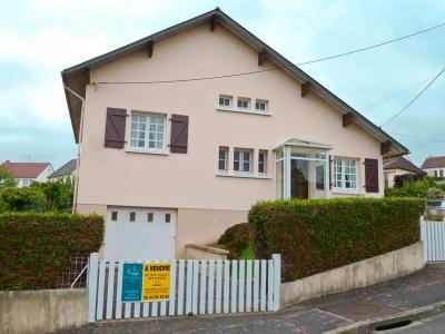 Maison a vendre Montsûrs 53150 Mayenne 91 m2 5 pièces 124972 euros