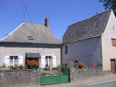 Maison a vendre Soulgé-sur-Ouette 53210 Mayenne 57 m2 2 pièces 83772 euros