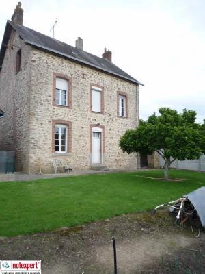 Maison a vendre Saint-Ouën-des-Vallons 53150 Mayenne 123 m2 5 pièces 135272 euros