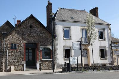 Maison a vendre Le Bourgneuf-la-Forêt 53410 Mayenne 100 m2 5 pièces 104372 euros