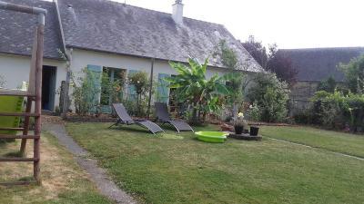 Location maison Entrammes 53260 Mayenne 90 m2 3 pièces 552 euros