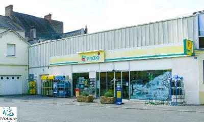 Fonds et murs commerciaux a vendre Montsûrs 53150 Mayenne 416 m2  52872 euros