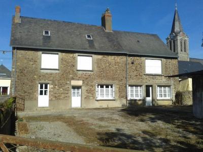 Maison a vendre Le Buret 53170 Mayenne 188 m2 6 pièces 83772 euros