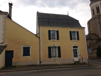 Maison a vendre La Selle-Craonnaise 53800 Mayenne 80 m2 5 pièces 52872 euros