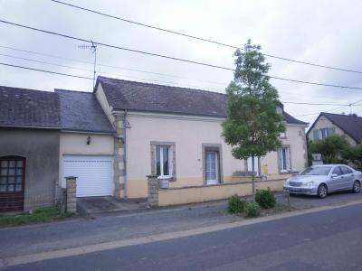 Maison a vendre Saint-Poix 53540 Mayenne 150 m2 8 pièces 104372 euros