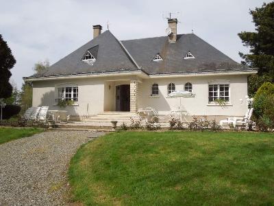 Maison a vendre Fromentières 53200 Mayenne 150 m2 7 pièces 198700 euros