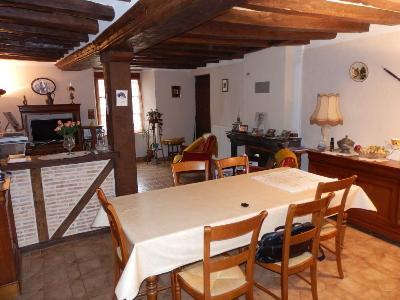 Maison a vendre Sainte-Suzanne-et-Chammes 53270 Mayenne 139 m2 5 pièces 269172 euros