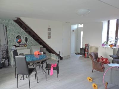Maison a vendre Assé-le-Bérenger 53600 Mayenne 103 m2 5 pièces 84320 euros