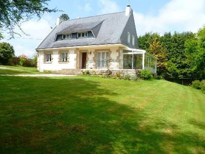 Maison a vendre Langonnet 56630 Morbihan 6 pièces 288635 euros