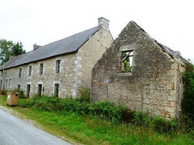 Maison a vendre Ploërdut 56160 Morbihan 2 pièces 52234 euros