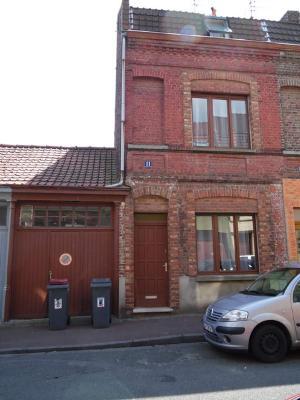 Maison a vendre Roubaix 59100 Nord 98 m2 5 pièces 114400 euros