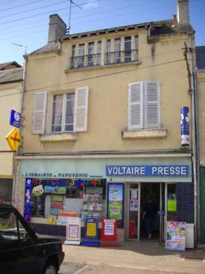 Maison a vendre La-Ferté-Bernard 72400 Sarthe 150 m2 6 pièces 155872 euros