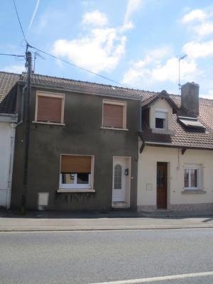 Maison a vendre Samer 62830 Pas-de-Calais 77 m2 5 pièces 86000 euros