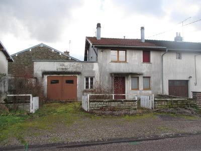 Maison a vendre Selles 70210 Haute-Saone 106 m2 4 pièces 54000 euros