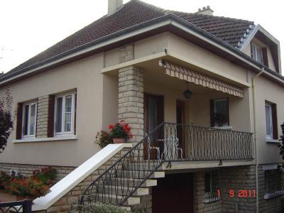 Maison a vendre Gueugnon 71130 Saone-et-Loire 108 m2 5 pièces 140000 euros