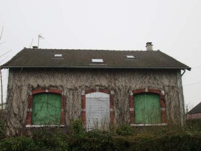 Maison a vendre Gueugnon 71130 Saone-et-Loire 123 m2 6 pièces 90970 euros