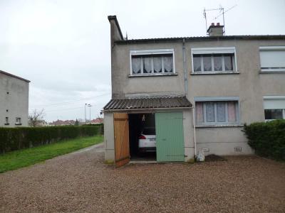 Maison a vendre Gueugnon 71130 Saone-et-Loire 77 m2 5 pièces 75500 euros
