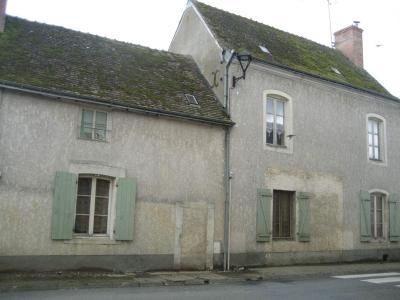 Maison a vendre Courcemont 72110 Sarthe  114672 euros