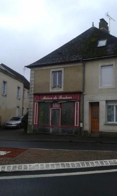 Maison a vendre Bonnétable 72110 Sarthe 3 pièces 63172 euros