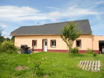 Maison a vendre Grigneuseville 76850 Seine-Maritime 91 m2 4 pièces 130500 euros