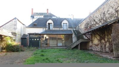 Maison a vendre Écueillé 36240 Indre 220 m2  91500 euros