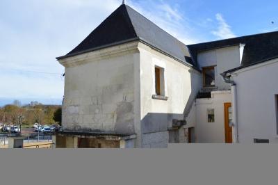 Maison a vendre Perrusson 37600 Indre-et-Loire 3 pièces 54500 euros