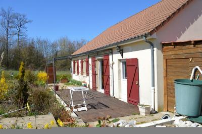 Maison a vendre Heugnes 36180 Indre 83 m2 5 pièces 87000 euros
