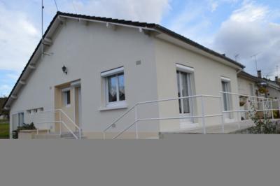 Maison a vendre Écueillé 36240 Indre 80 m2 3 pièces