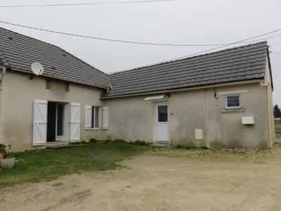Maison a vendre Buzançais 36500 Indre 55 m2 2 pièces 51500 euros