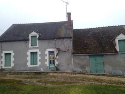 Maison a vendre Saint-Genou 36500 Indre 55 m2  76500 euros