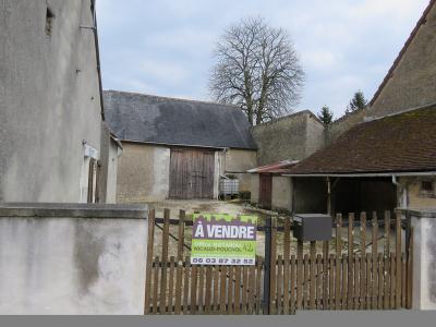 Maison a vendre Argy 36500 Indre 90 m2 3 pièces 60000 euros