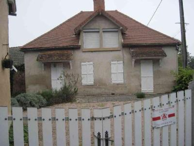 Maison a vendre Chavroches 03220 Allier 90 m2 6 pièces 80500 euros
