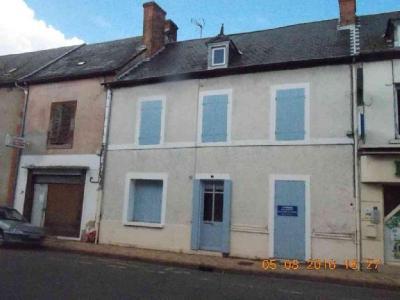Maison a vendre Jaligny-sur-Besbre 03220 Allier 126 m2 6 pièces 69700 euros